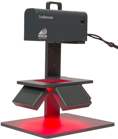 Webscan TruCheck 2D USB Tower Verifier