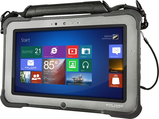 Xplore Bobcat Tablet Computer Same Day Shipping Low