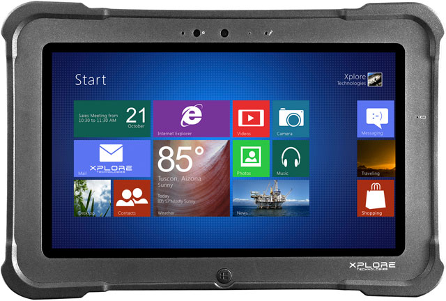 Xplore Bobcat Tablet Computer