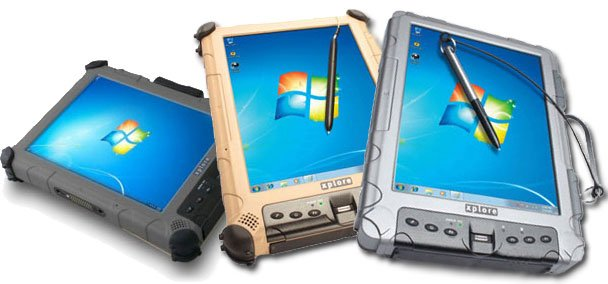 Xplore iX104C5 Series Tablet Computer