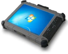 Xplore iX104C5 DMSR (Dual-Mode Sunlight-Readable) Tablet Computer