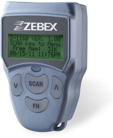 Zebex Z-1160 Mobile Computer