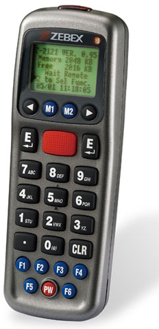 Zebex Z-2121 Mobile Computer