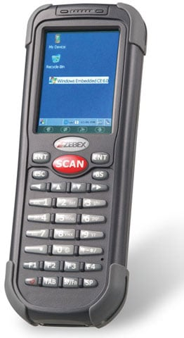 Zebex Z-2170 Mobile Computer