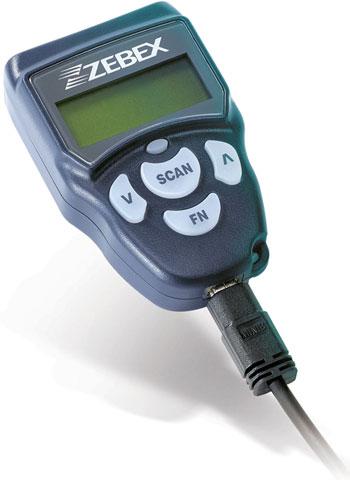 Zebex Z-1060 Mobile Computer