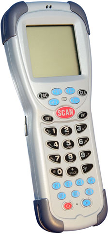 Zebex Z-2050 Mobile Computer