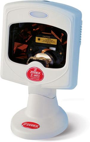 Zebex Z-6032 Scanner