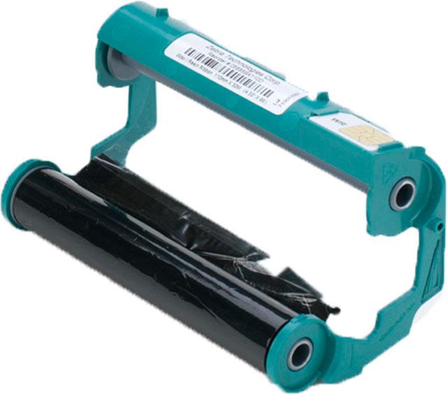 Zebra 5555 Enhanced Wax-Resin Printer Ribbon: 05555BK110D