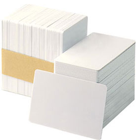 Zebra Premier PVC Card Plastic ID Card: 104523-811