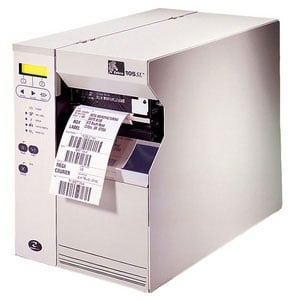 Zebra 105SL Barcode Printer
