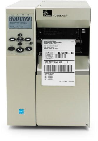 zebra 105sl plus printer best price available online save now