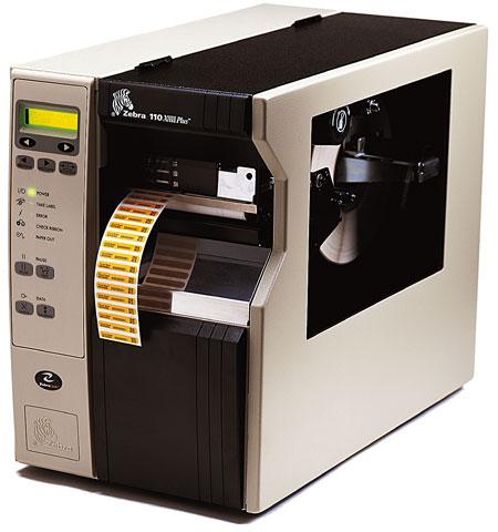 zebra 116 801 00011 barcode printer best price available online rh barcodesinc com Zebra Qln 420 Plus Printer Zebra 110Xi4 Manual