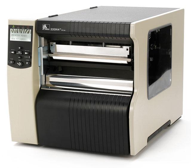 Zebra 220Xi4 Barcode Label Printer