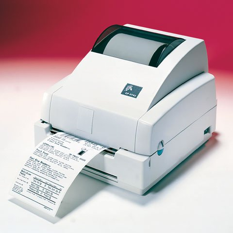 Zebra TLP 2742 Printer