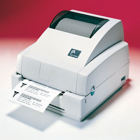 Zebra TLP 3742 Printer