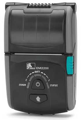 Zebra EM 220II Receipt Printer