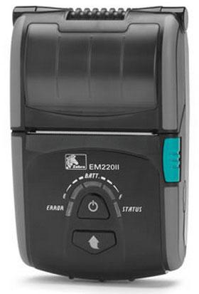 Zebra EM 220II Receipt Printer