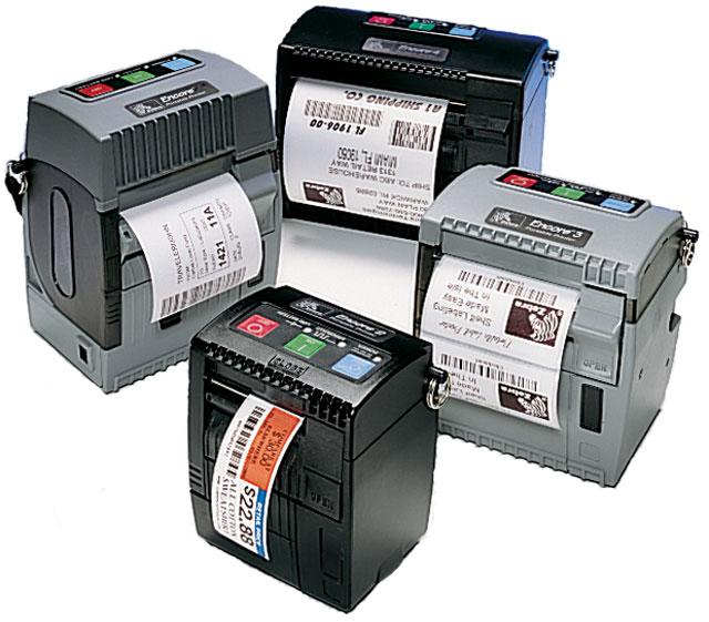 Zebra Encore Series Portable Printer