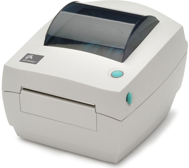 Zebra GC420 Series Barcode Printer