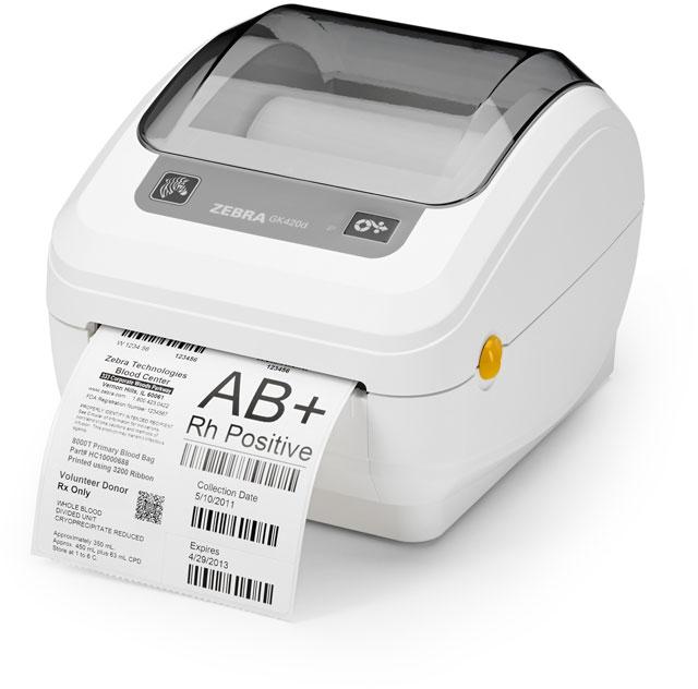 Zebra GK420d Healthcare Printer