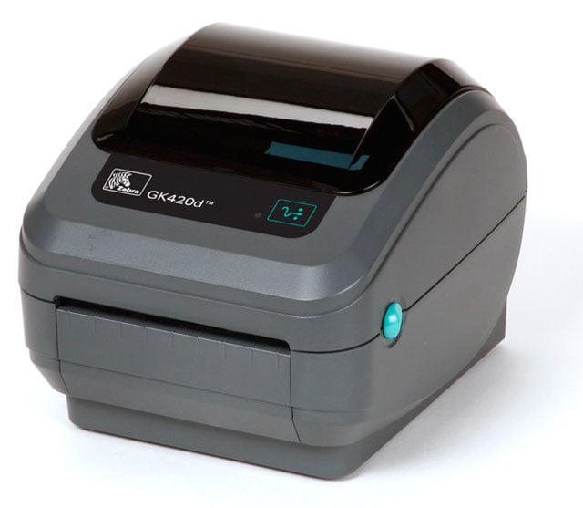Zebra 450 Printer Driver