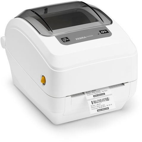 Zebra GK420t Healthcare Printer - The Barcode Experts. Low ...