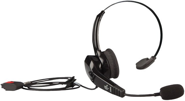 Zebra HS2100 Rugged Wired Headset