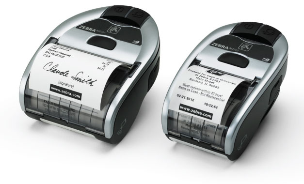 Zebra iMZ Series Portable Printer