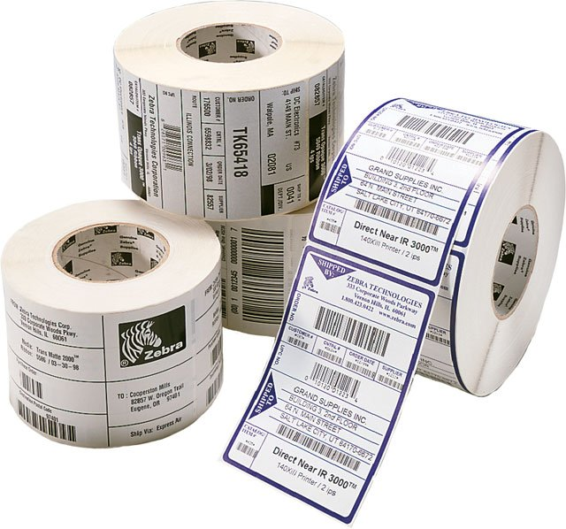 Zebra QL320 Label