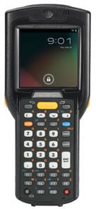 Motorola MC3200 Straight Shooter Portable Data Terminal: MC32N0-SI4HCHEIA