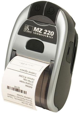 Zebra MZ 220 Printer