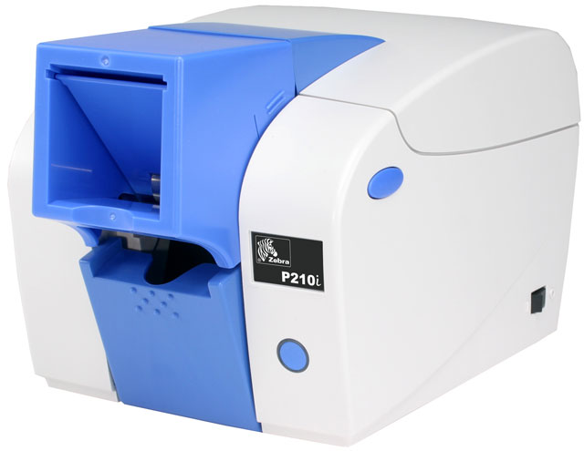 Zebra P210 c Card Printer