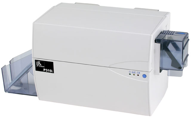 Zebra P310i Card Printer