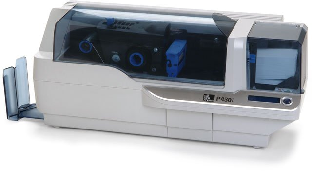 Zebra P430i ID Printer Ribbon