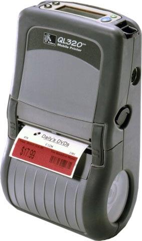 Zebra QL320 Portable Printer