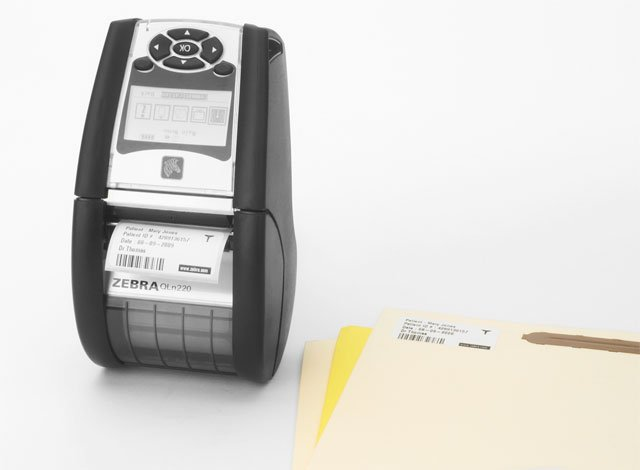 Zebra QLn220 Portable Printer