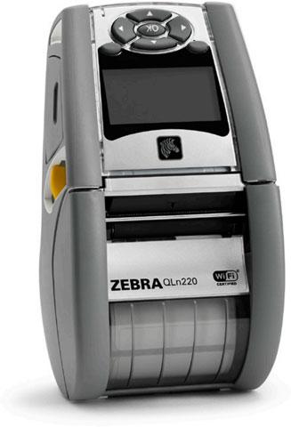 Zebra QLn220 Health care Barcode Label Printer: QH2-AUNA0M00-00
