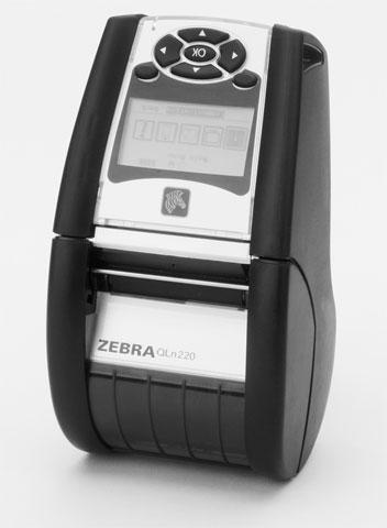 Zebra QLn220 Portable Printer Zebra Qln220