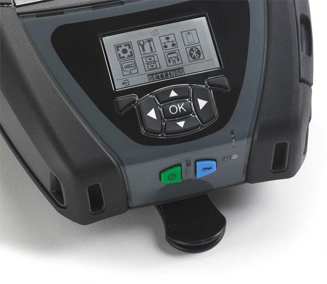Zebra QLn420 Portable Printer