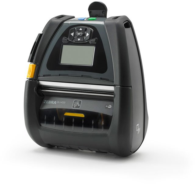 Zebra QLn420 Barcode Label Printer: QN4-AUNA0M00-00