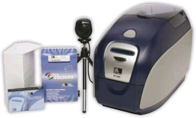 Zebra QuikCard ID Solution Card Printer