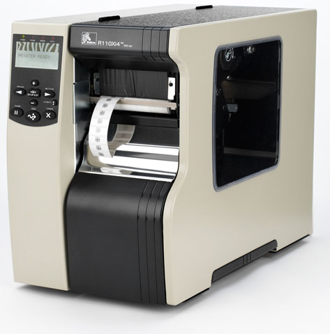 Zebra R110Xi4 RFID Printer - Research, Buy, Call for Advice.