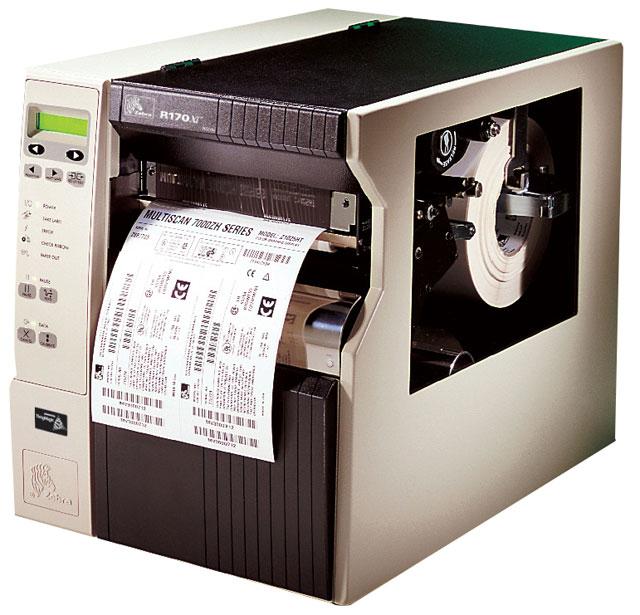 Zebra R170xi RFID Printer