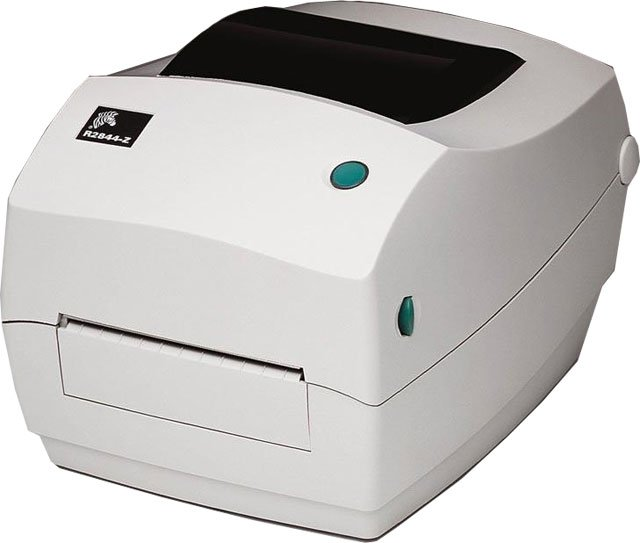 Zebra R2844-Z RFID Printer