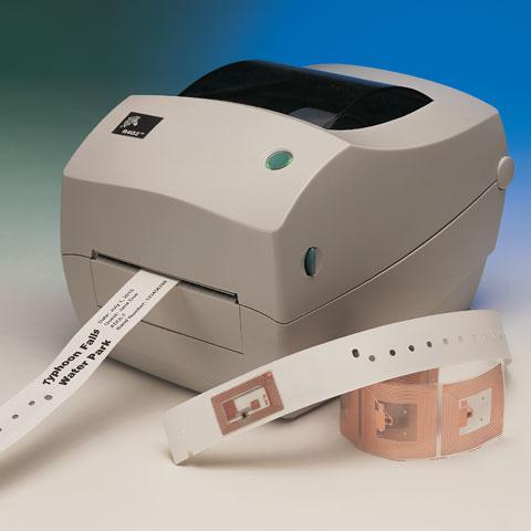 Zebra R402 RFID Printer