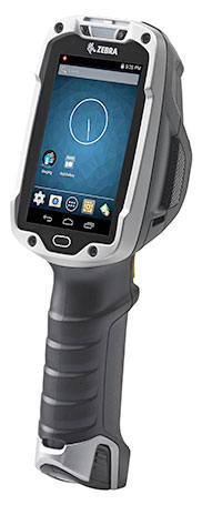 Zebra TC8000 Portable Data Terminal: TC80N0-2000K210NA