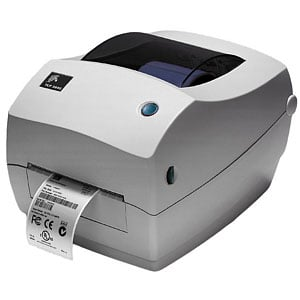 Zebra TLP 2844 Printer - Research, Buy, Call for Advice.