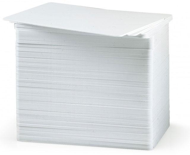 Zebra PVC Card Plastic ID Card: 104523-118