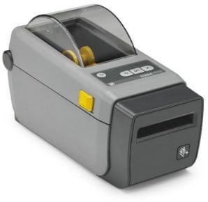 Zebra ZD410 Barcode Label Printer: ZD41H23-D01M00EZ