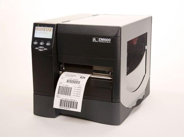 Zebra ZM600 Printer